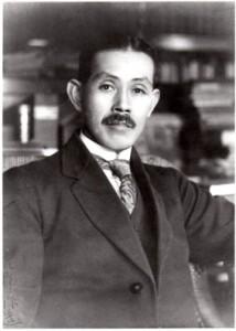 吉野作造肖像(1920年代)