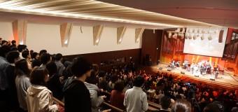 日基教団青年大会 超教派で 「リフォユース500」開催