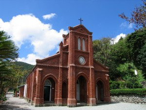 再使用許可Douzaki_Church_in_Nagasaki