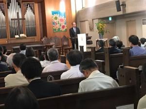 福井生さん出版記念講演会