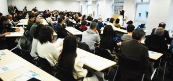 受検者のべ534人、第1級受検者30人 聖書検定を国民運動に 公式テキスト著者 鈴木氏記念講演