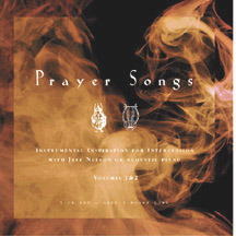 CD「Prayer Songs, Vol.1&2」2枚組