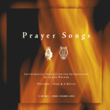 CD「Prayer Songs, Vol.3&4」2枚組