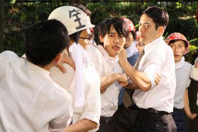 (C)2011映画「マイ・バック・ページ」製作委員会
