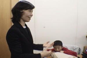 小学校の音楽教員の佐藤美和子さん