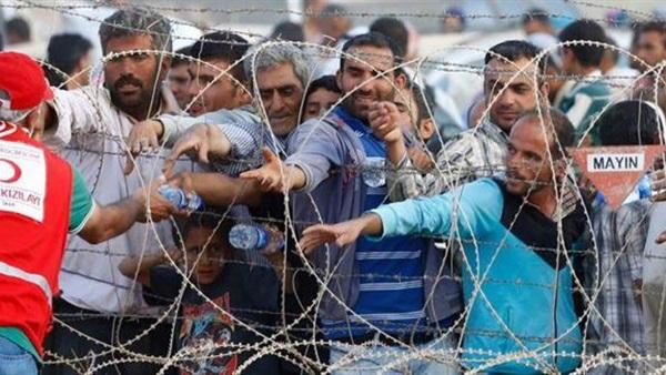 7月23日号紙面:「シリア難民問題と私たち」 JIM-NETスタッフ 内海旬子氏講演