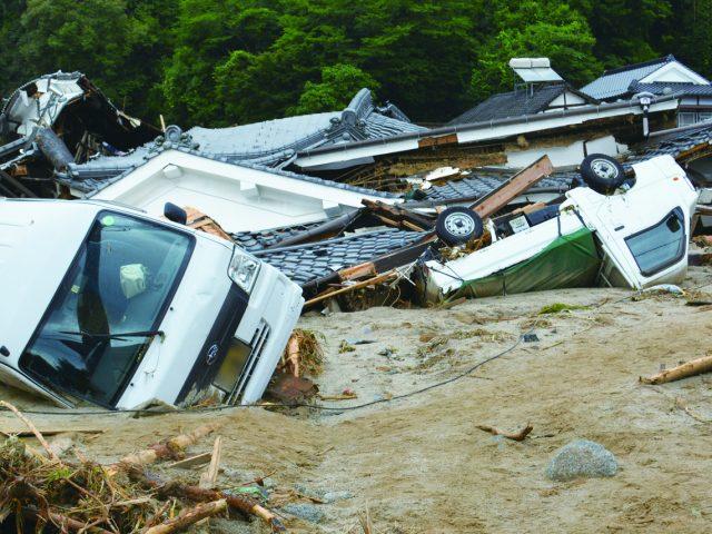 九キ災 大分・日田市に支援拠点 ボランティア呼びかけ 九州豪雨