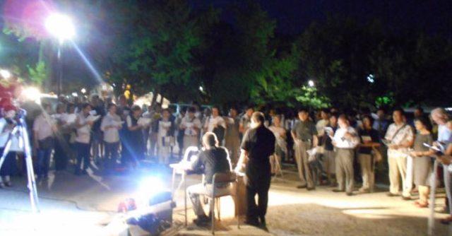 8月27日号紙面:72年目の8月6日の広島 各地で平和の祈り 被爆体験に耳傾け
