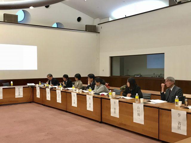 東アジアの近現代史とキリスト教 アジア神学セミナー開講記念 国際シンポ