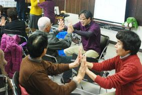 原発事故で被害に遭った人々に寄り添い続け せやふれあいの庭川内村支援