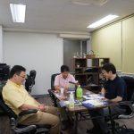11月25日号紙面:一緒に企画して育つ 青年伝道座談会⑦終 NSDⅡ、リフォユース、J+Passion代表者で