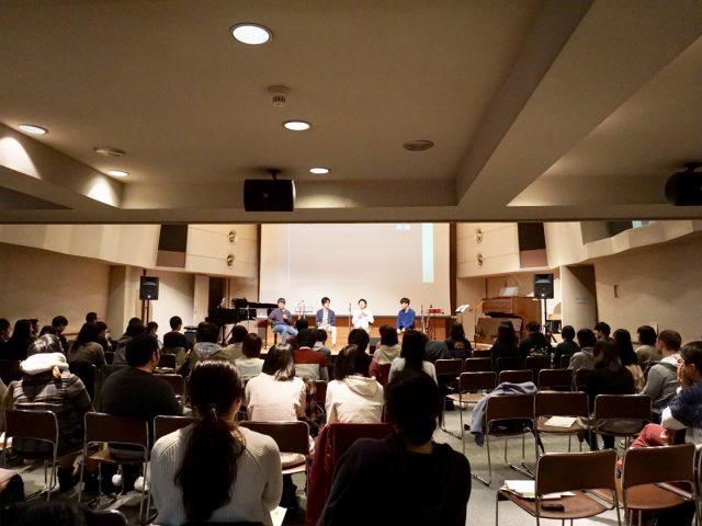 「Shalooooooooom!!」テーマに学生企画  東日本大震災国際神学シンポジウム青年の部