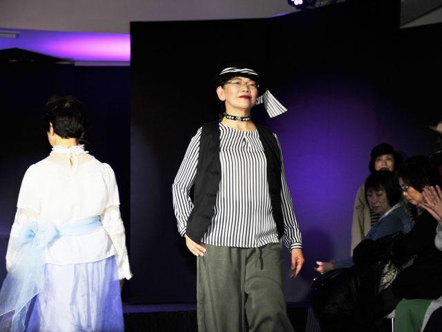 2月17日号紙面:教会でファッションショー 関係作り、弟子作りを活動の柱に 函館シオン教会