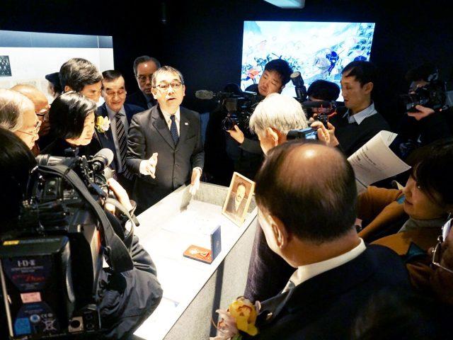 2月17日号紙面:2・8独立宣言記念資料室拡張移転 宣布の地 在日本韓YMCAで100年記念行事