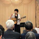 3月10日号紙面:本田路津子さん 「主を讃えられる恵み感謝」 デビュー50年記念し3月にアルバム発売
