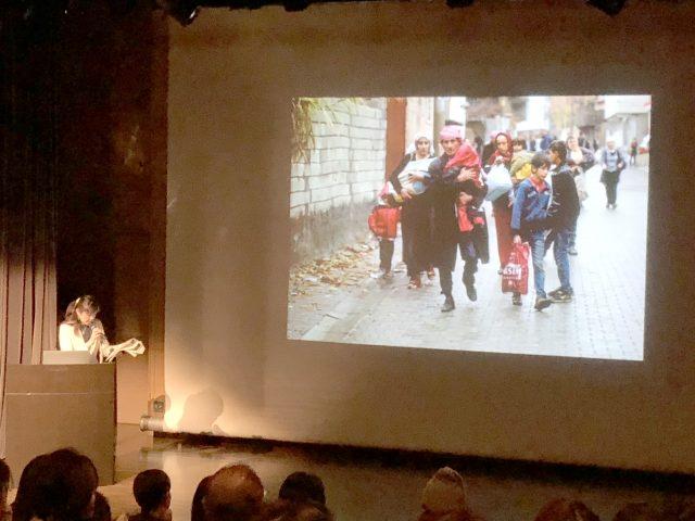 「クルド人難民はどこから、なぜ日本に来たのか」 埼玉県蕨市で講演会・スライド上映