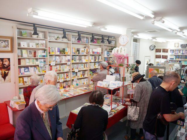 5月26日号紙面:前橋ハレルヤブックセンター オープン ミシン店がキリスト教書店に