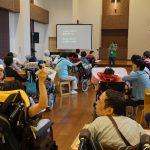 6月30日号紙面:〈福岡特集〉重症児者と共に生きる 久山療育園を応援「久山デー」 ボランティアが活躍