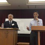 6月23日号紙面:教会未設置550市町村に福音を インド教会増殖運動リーダー・安氏「カバレッジビジョンセミナー」