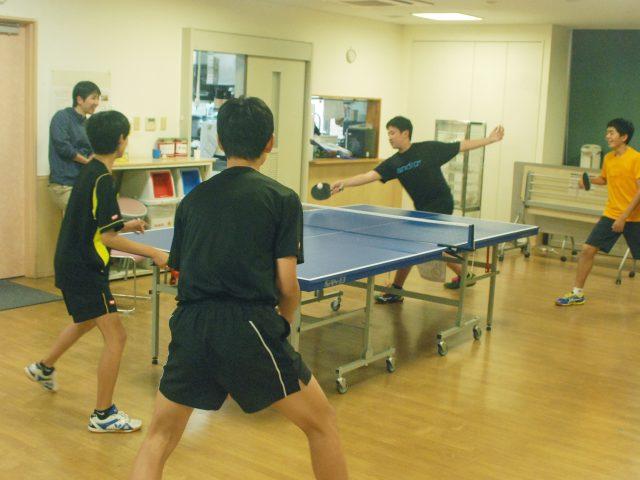 12月8日号紙面:卓球用いて子ども伝道 東京ライトハウスチャーチ卓球スクール 多くの教会で「ピンポン伝道」を