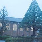 2月2日号紙面:立教学院諸聖徒礼拝堂聖別100周年記念礼拝 100年前も今も期待変わらず