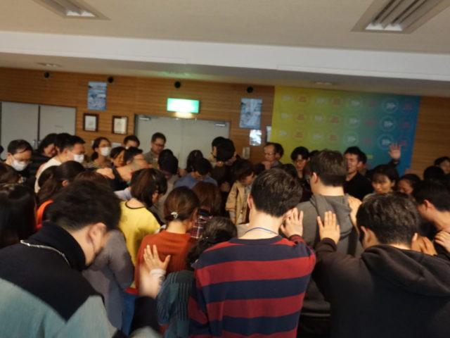 新型肺炎問題、正義、リバイバルのため祈りあう 東アジア青年キリスト者大会