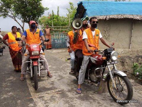【新型コロナ関連】史上最強サイクロン上陸インド、バングラデシュ 避難所での感染拡大懸念
