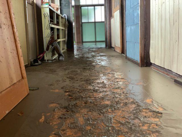 熊本南部豪雨災害 九キ災支援活動開始 人吉市、薩摩川内市の教会、信徒宅で床上浸水