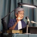 8月9日号紙面:戦後75年 教訓の継承が急務 渡辺鈴女氏講演 信州夏期エクステ