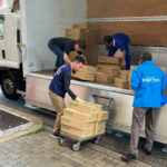 ハンガーゼロ 九州南部豪雨被災者にパン缶送付 人材派遣は当面控え