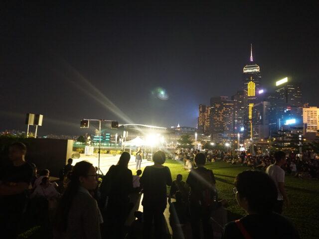 """圧倒的""""闇""""を前に信仰 市民の霊的ケア必要 第2回「香港を覚えての祈祷会」"""