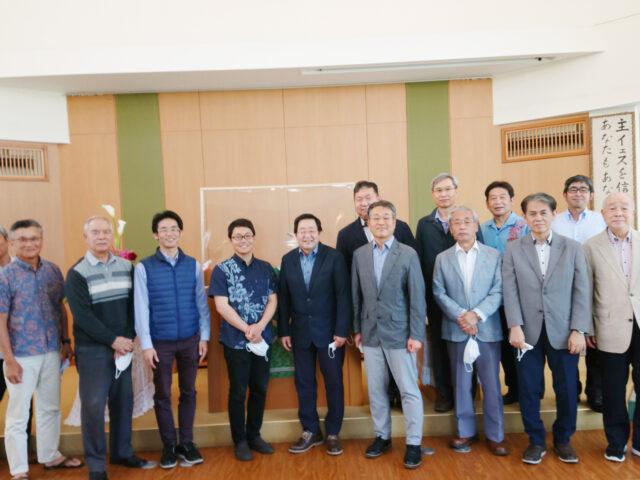 沖縄福音連盟 60年 祈り支え合って 宣教のため心ひとつに