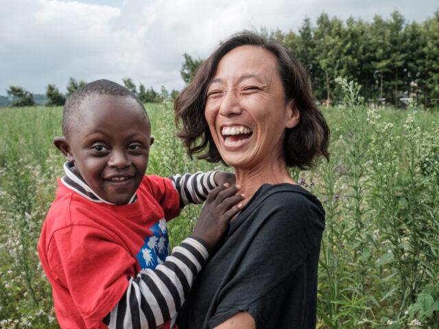 ケニアで見出した共に生きる幸せ 公文和子さん