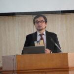 キリストと教会表す夫婦の関係 豊田信行氏が講演