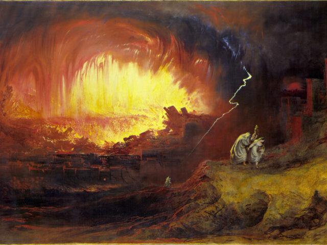 【CJC】ソドムを滅ぼしたのは隕石? 国際研究チームの研究結果