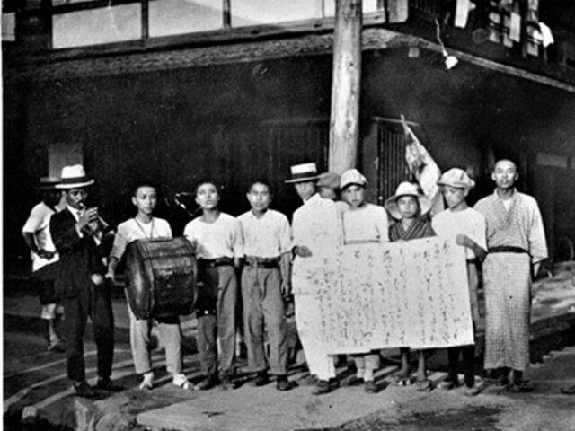 日本同盟基督教団130周年記念大会 「立ちなさい。さあ、ここから」朝岡氏講演