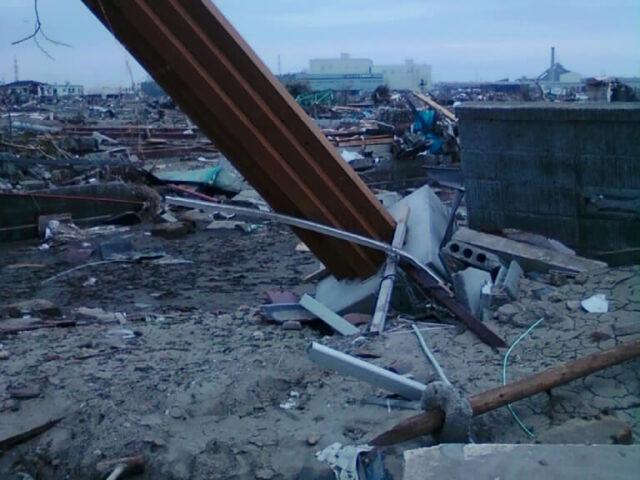 【連載】私の3.11~10年目の証し 震災前からの困窮/会堂流出の現場 第四部仙台での一週間⑦