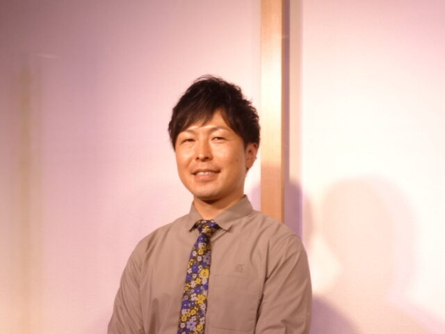 若者と向き合い続ける田中満矢さん いのちの電話とのつながりも生かし